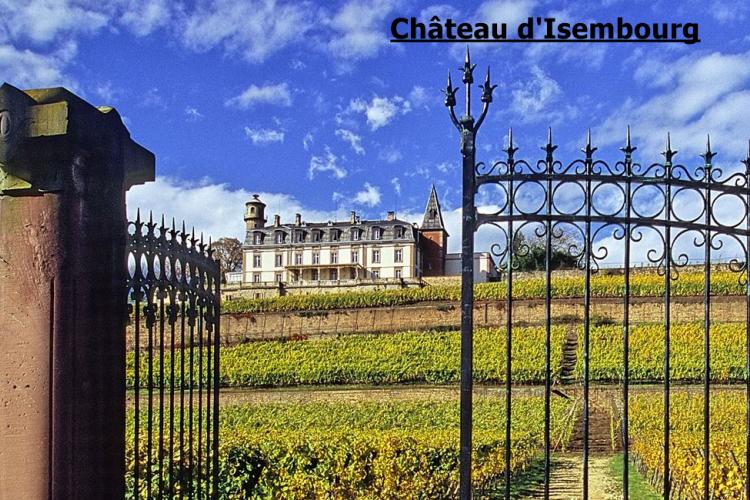 Séjours oenotouristiques en Alsace - Hébergement