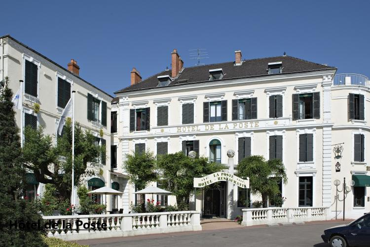 Visites et dégustations en Bourgogne - Hébergement